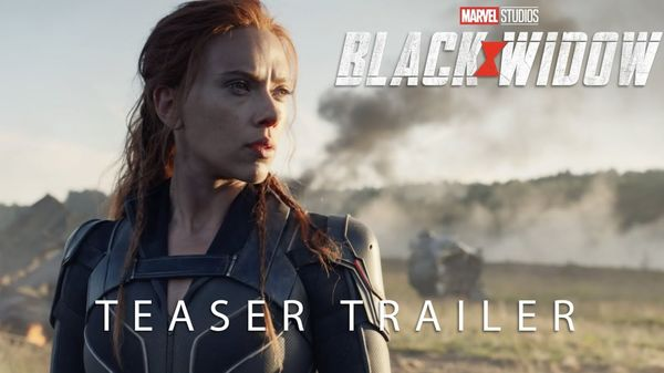 Black Widow • In Theaters May 1, 2020