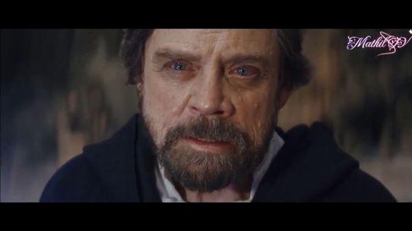 Luke Skywalker vs Kylo Ren