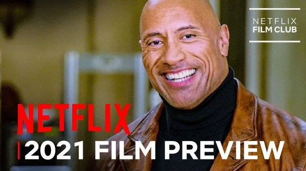 Netflix 2021 Film Preview • Courtesy Netflix